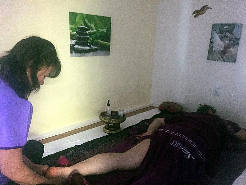 Fussmassage 2