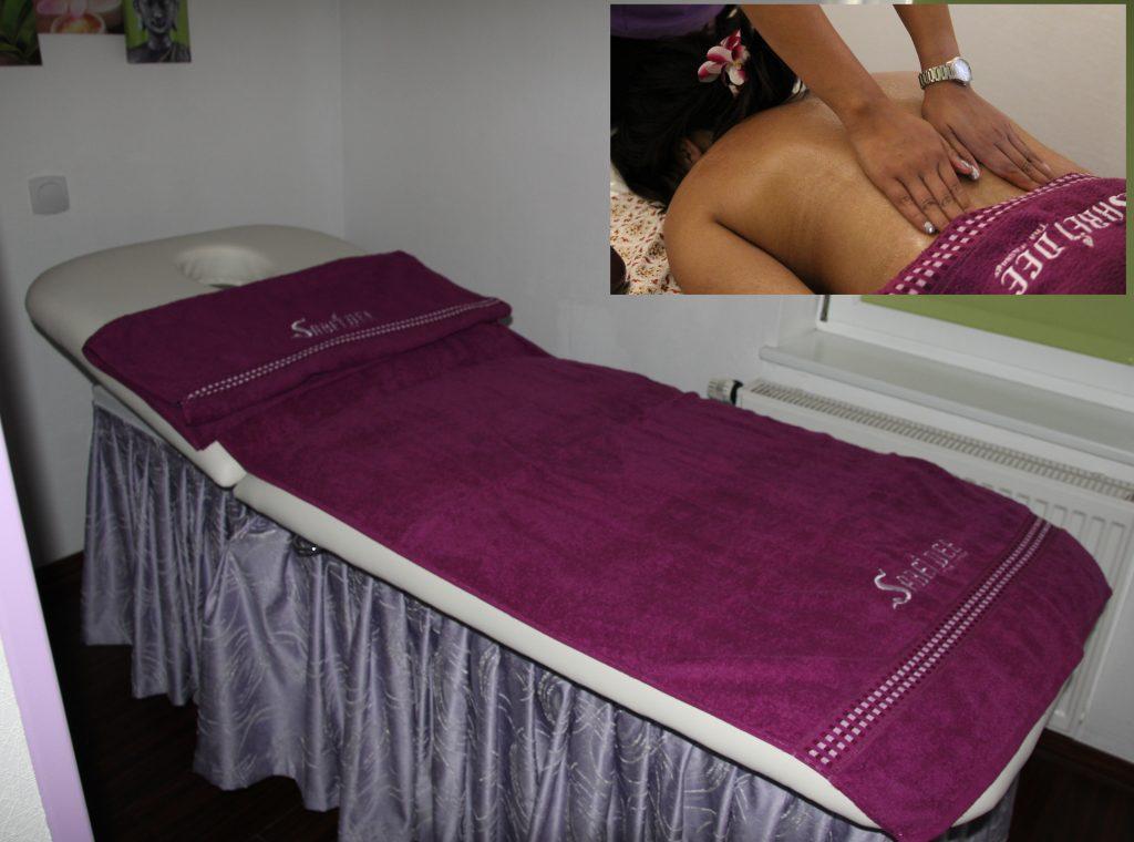 Thailändische Öl-Massage 1