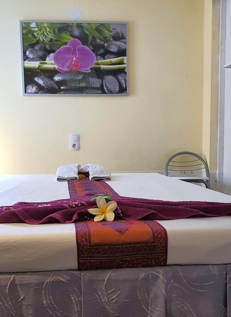 Thaimassage Herrenberg Massage Liege 2